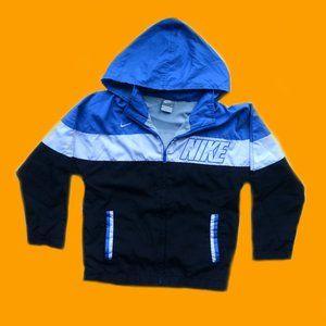 Kid's Nike zip-up track jacket
